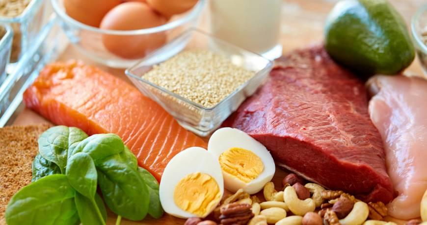 Alimentos Ricos em Proteínas, Benefícios